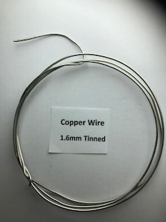 Tinned Copper Wire 1.6mm